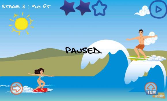 Surfing Girl Ekran Görüntüleri - 3