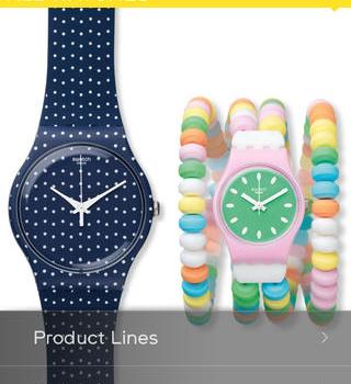Swatch Watches Ekran Görüntüleri - 3