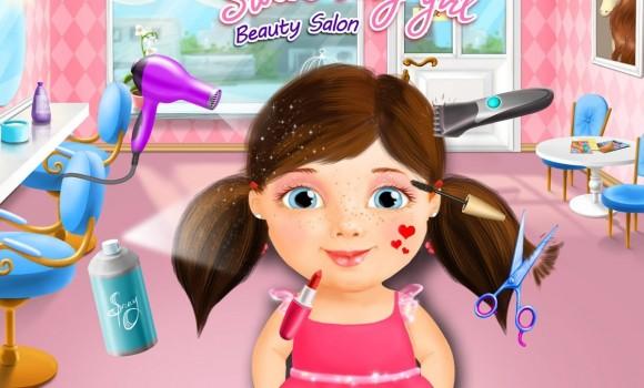 Sweet Baby Girl Beauty Salon Ekran Görüntüleri - 5