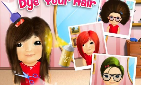 Sweet Baby Girl Beauty Salon Ekran Görüntüleri - 2