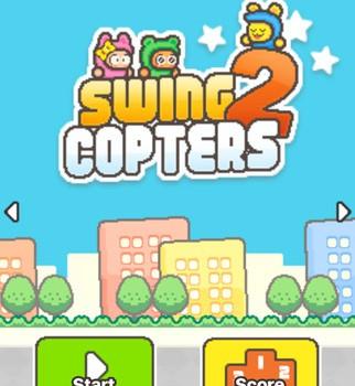 Swing Copters 2 Ekran Görüntüleri - 5