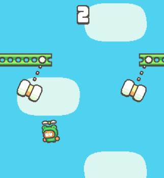Swing Copters 2 Ekran Görüntüleri - 3