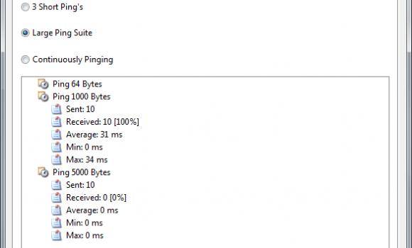 SZ PortScan Ekran Görüntüleri - 2