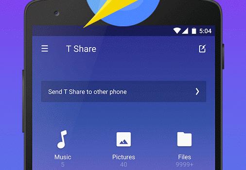 T Share Ekran Görüntüleri - 3
