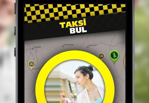 TaksiBul Ekran Görüntüleri - 5