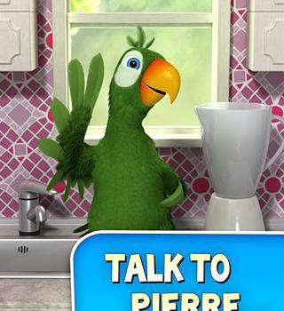 Talking Pierre the Parrot Ekran Görüntüleri - 5