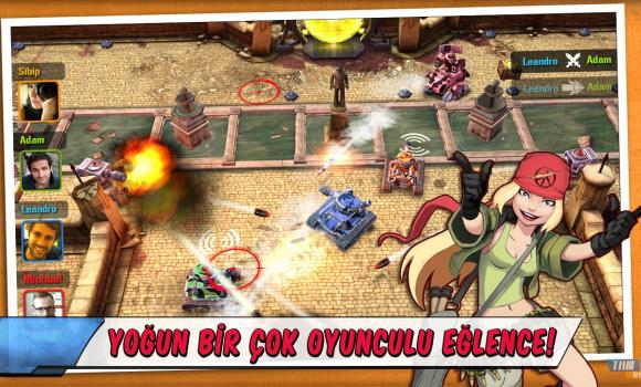 Tank Battles Ekran Görüntüleri - 4