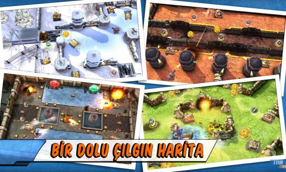 Tank Battles Ekran Görüntüleri - 2