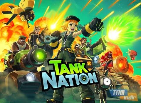 Tank Nation Ekran Görüntüleri - 5