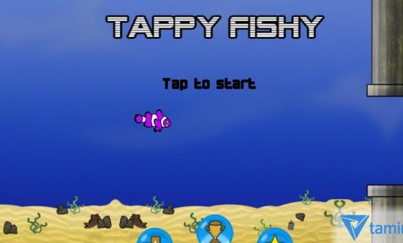 Tappy Fishy Ekran Görüntüleri - 1
