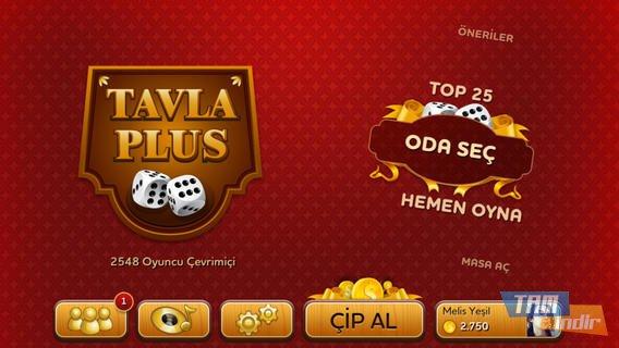Tavla Plus! Ekran Görüntüleri - 4