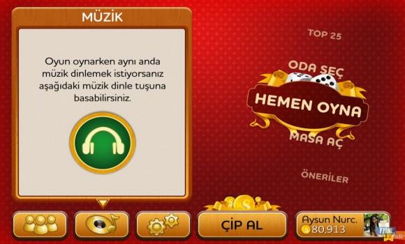 Tavla Plus Ekran Görüntüleri - 3