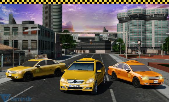 Taxi Driver 3D Ekran Görüntüleri - 5