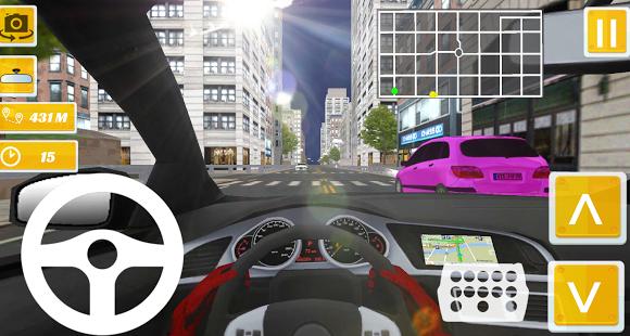 Taxi Driver USA New York 3D Ekran Görüntüleri - 2