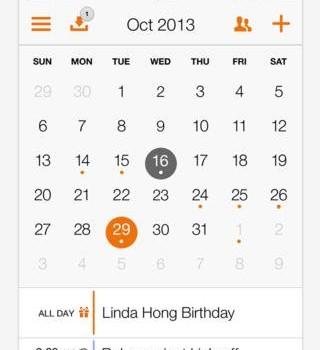 Tempo Smart Calendar Ekran Görüntüleri - 1
