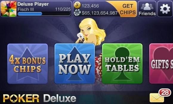 Texas HoldEm Poker Deluxe Pro Ekran Görüntüleri - 5