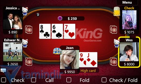 Texas Holdem Poker Ekran Görüntüleri - 4
