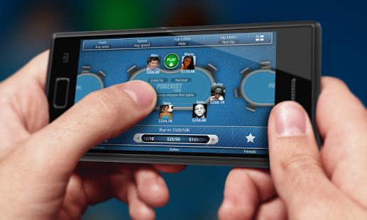 Texas Poker Ekran Görüntüleri - 1