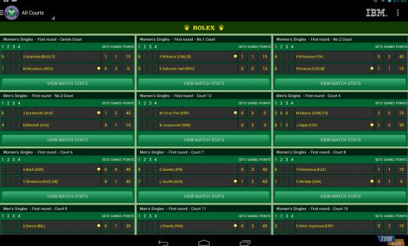 The Championships, Wimbledon Ekran Görüntüleri - 1