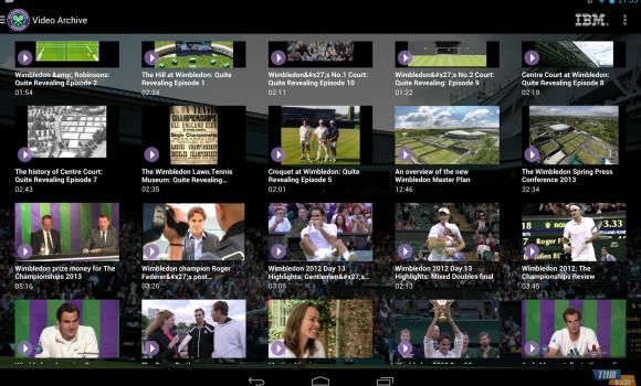 The Championships, Wimbledon Ekran Görüntüleri - 2