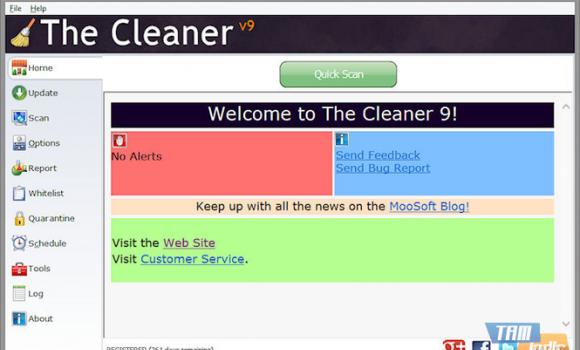 The Cleaner Ekran Görüntüleri - 1