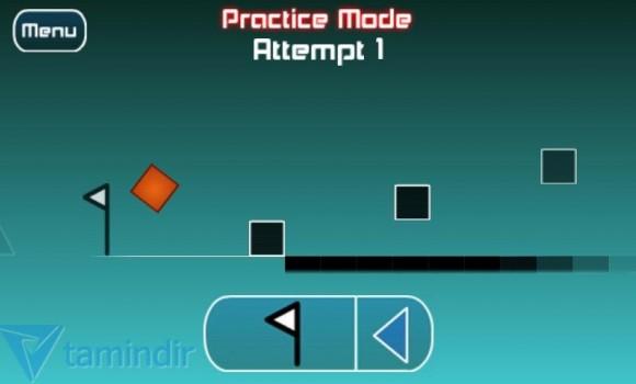 The Impossible Game Ekran Görüntüleri - 1