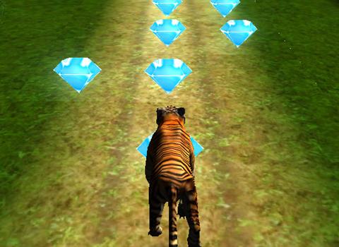 Tiger Run Ekran Görüntüleri - 2