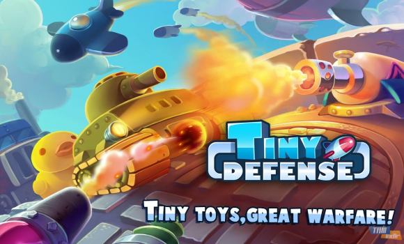 Tiny Defense Ekran Görüntüleri - 5