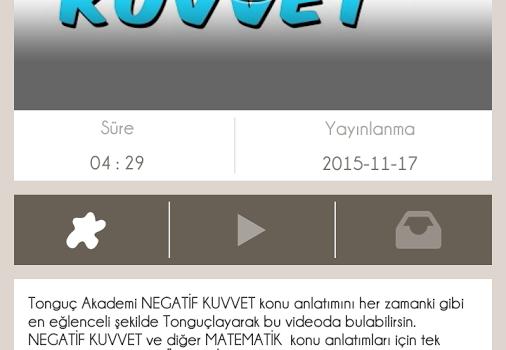 Tonguc Akademi Ekran Görüntüleri - 2