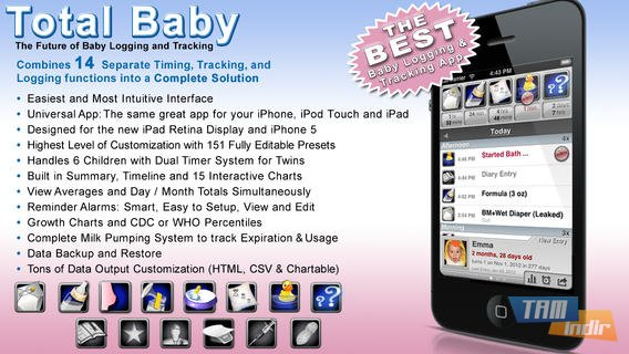 Total Baby Ekran Görüntüleri - 5