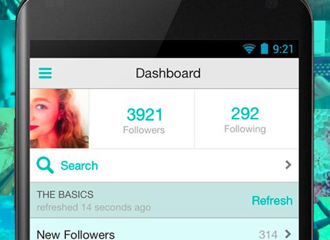 TrackGram: Instagram Followers Ekran Görüntüleri - 5