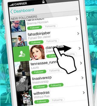TrackGram: Instagram Followers Ekran Görüntüleri - 3
