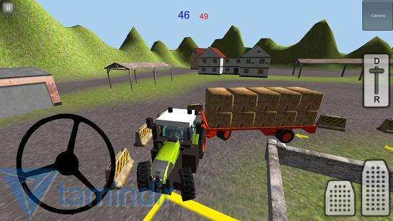 Tractor Simulator 3D: Hay 2 Ekran Görüntüleri - 3