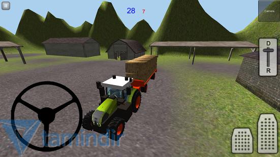Tractor Simulator 3D: Hay 2 Ekran Görüntüleri - 2