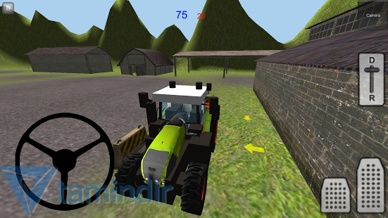 Tractor Simulator 3D: Hay 2 Ekran Görüntüleri - 1