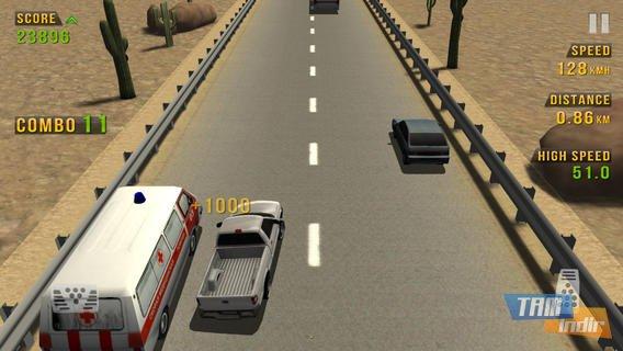 Traffic Racer Ekran Görüntüleri - 2