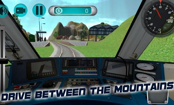 Train Driver Simulator 3D Ekran Görüntüleri - 4