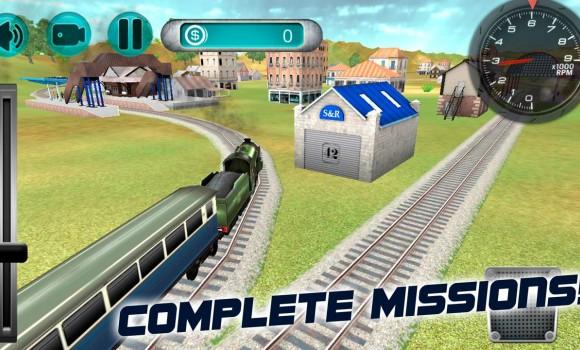Train Driver Simulator 3D Ekran Görüntüleri - 3
