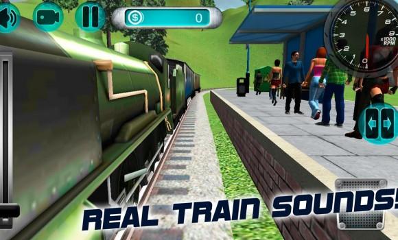 Train Driver Simulator 3D Ekran Görüntüleri - 2