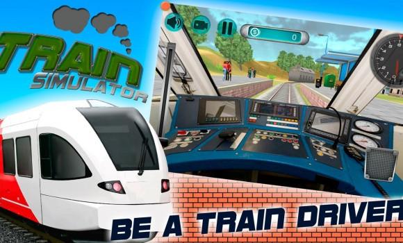 Train Driver Simulator 3D Ekran Görüntüleri - 1