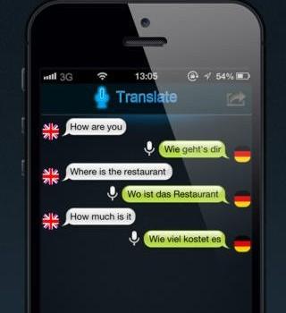 iVoice Translate Instantly Ekran Görüntüleri - 2