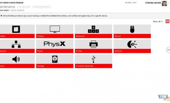 Treexy Driver Fusion Ekran Görüntüleri - 4