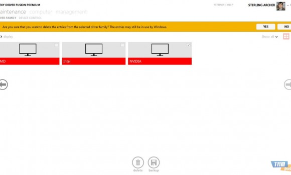 Treexy Driver Fusion Ekran Görüntüleri - 3