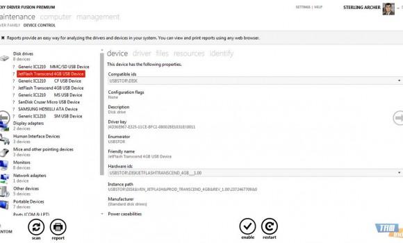 Treexy Driver Fusion Ekran Görüntüleri - 1