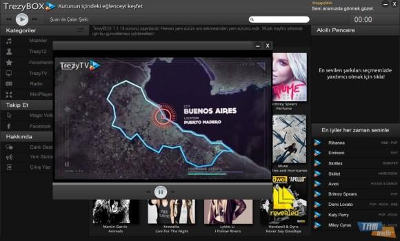 TrezyBox Ekran Görüntüleri - 2