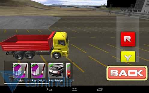 Truck Modified 3D Ekran Görüntüleri - 4