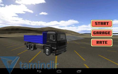 Truck Modified 3D Ekran Görüntüleri - 2