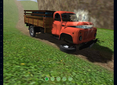 Truck Racing Games Ekran Görüntüleri - 4