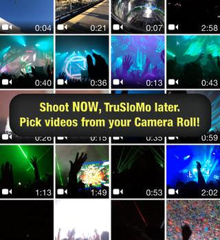 TruSloMo Ekran Görüntüleri - 3