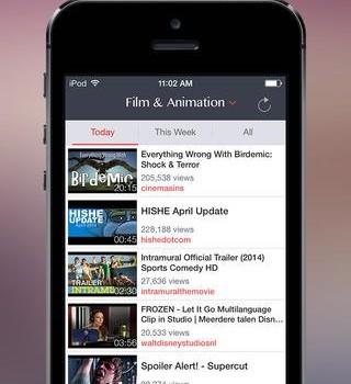 TubePlayer Free Ekran Görüntüleri - 2